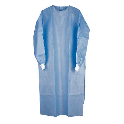 Spunlace Medical Disposable Surgical Gown For Hospital EO Sterilization